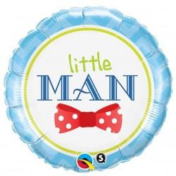 "Balon foliowy Little Man Bow-Tie 18"""