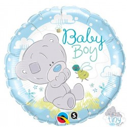Balon foliowy Tinny Tatty Teddy Baby Boy 18""