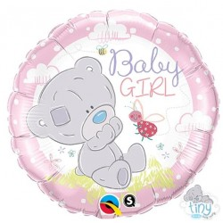 Balon foliowy Tiny Tatty Teddy Baby Girl 18""