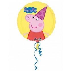 "Balon foliowy 18"" Peppa Pig"