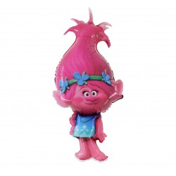 "Balon foliowy 43"" - ""Trolls Poppy"""
