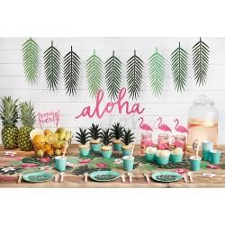 Girlanda Aloha - Liście tropikalne