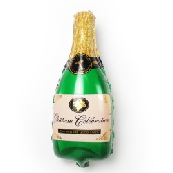"Balon foliowy butelka szampana 42"""