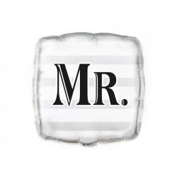 Balon foliowy Mr. - 43 cm - 1 szt.