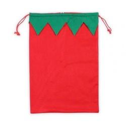 Worek świąteczny Elf, 35x50 cm