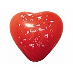"Balon serce ""Wiwat Młoda Para"""