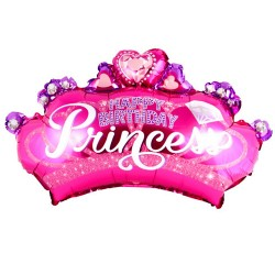 Balon foliowy Princess