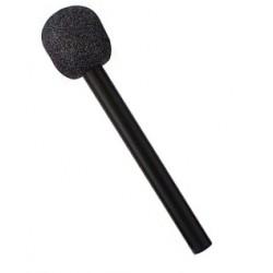 Mikrofon brokatowy