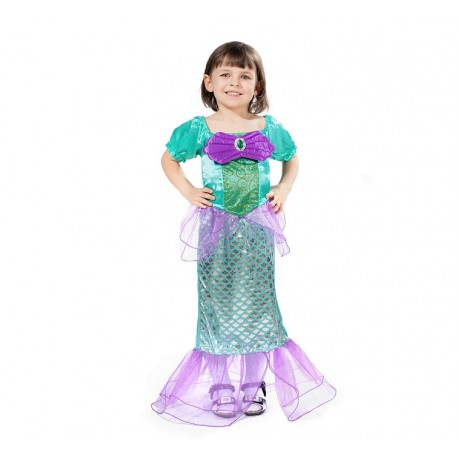 70e8f74db0a8db Strój dla dzieci Syrenka (sukienka), rozm. S (3-4 lata) - PartySzop ...