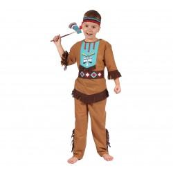 Strój Indianina Lecący Ptak dla dzieci, rozm. 130/140