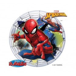 Balon Bubbles Spider-Man