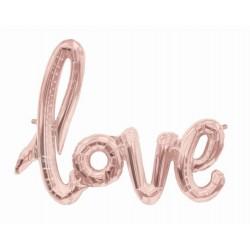 Balon foliowy LOVE