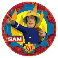 Talerzyki Strażak Sam