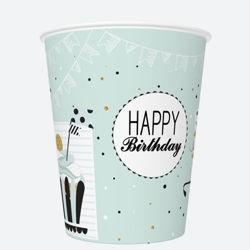 Kubeczki miętowe Happy Birthday