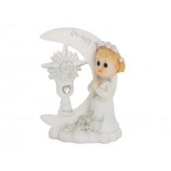 Figurka komunijna Dziewczynka, 9cm