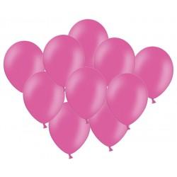 """Balon 10"""" różowy, 1szt."""