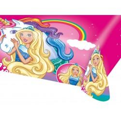 Obrus urodzinowy Barbie Dreamtopia