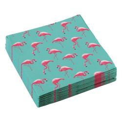 Serwetki Flamingo Paradise