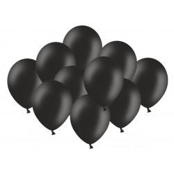 """Balony 10"""" czarny, 10szt"""