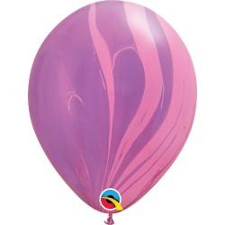 Balon Różowy Violet