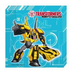 Serwetki papierowe Transformers Power, 20szt