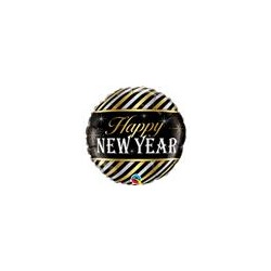 "Balon foliowy 18"" ""Happy New Year"""