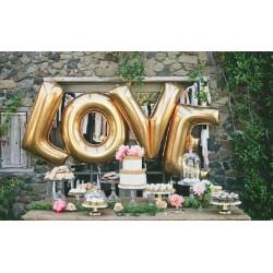 Balonowe LOVE