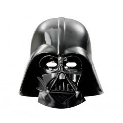 Maski papierowe STAR WARS GWIEZDNE WOJNY Vader 6 szt.