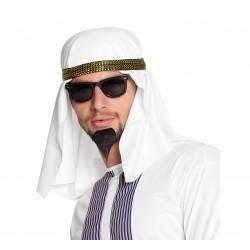 Chusta arabska na głowę Sheik Abdullah