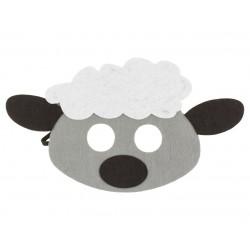 Maska filcowa OWIECZKI dla dzieci