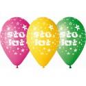 "Balony STO LAT, 13"" / 5 szt"