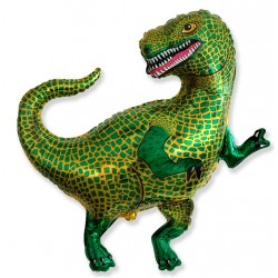 "Balon foliowy 70x61cm - ""Tyranozaur"""