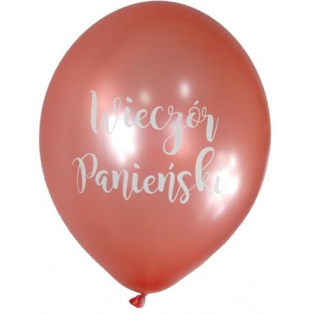 Balon Wieczór Panieński rose gold 1szt