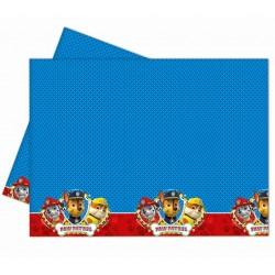 Obrus plastikowy PSI PATROL Let's Roll, rozm. 120x180 cm
