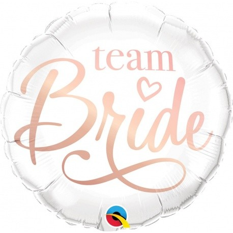 Balon foliowy Team Bride