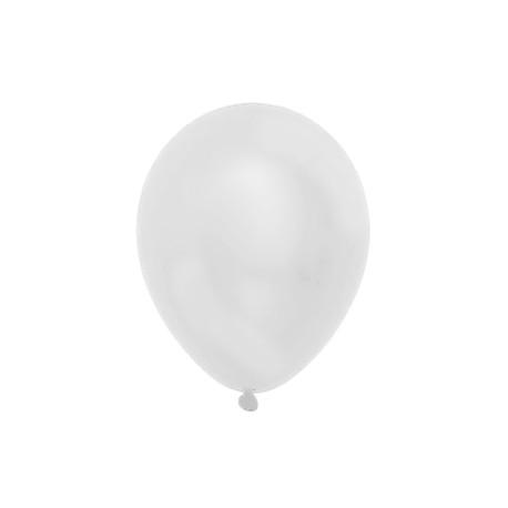Balon gumowy 30cm biały