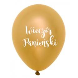 Balon Wieczór Panieński złoty