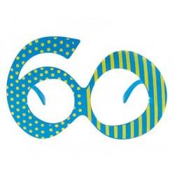 Okulary 60 urodziny