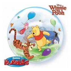 Balon Bubbles Kubuś Puchatek