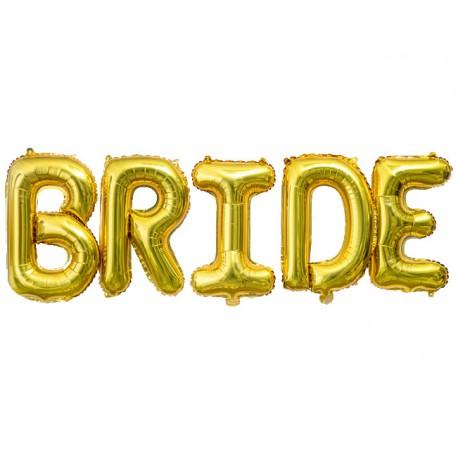 Balony foliowe BRIDE 35cm