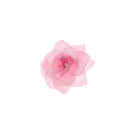 Różyczki do przylepiania, różowy, 9cm