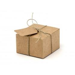 Pudełeczka z zawieszkami, 6x5,5x3,5cm