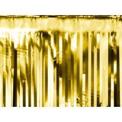 Kurtyna Party, złoty, 18,5 x 400cm
