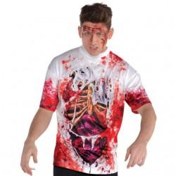 """Strój dla dorosłych """"Horror T-shirt"""""""