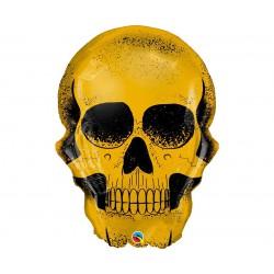 """Balon foliowy 36"""" czaszka"""