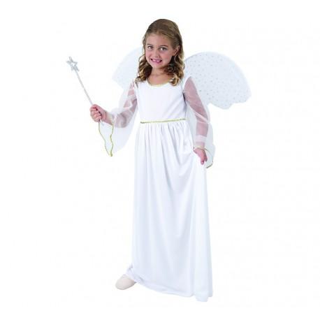 Strój Aniołka dla dzieci, rozm. 130/140
