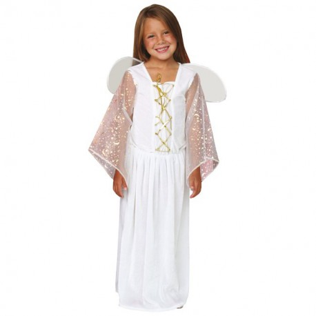 Strój anioła dziecięcy - rozmiar S