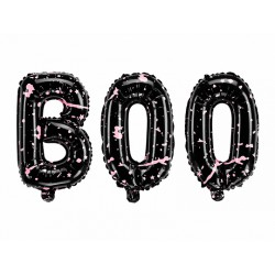 Balon foliowy BOO, 65x35cm, mix