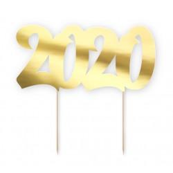 Topper 2020 złoty