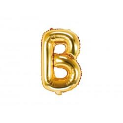 "Balon foliowy litera ""B"""